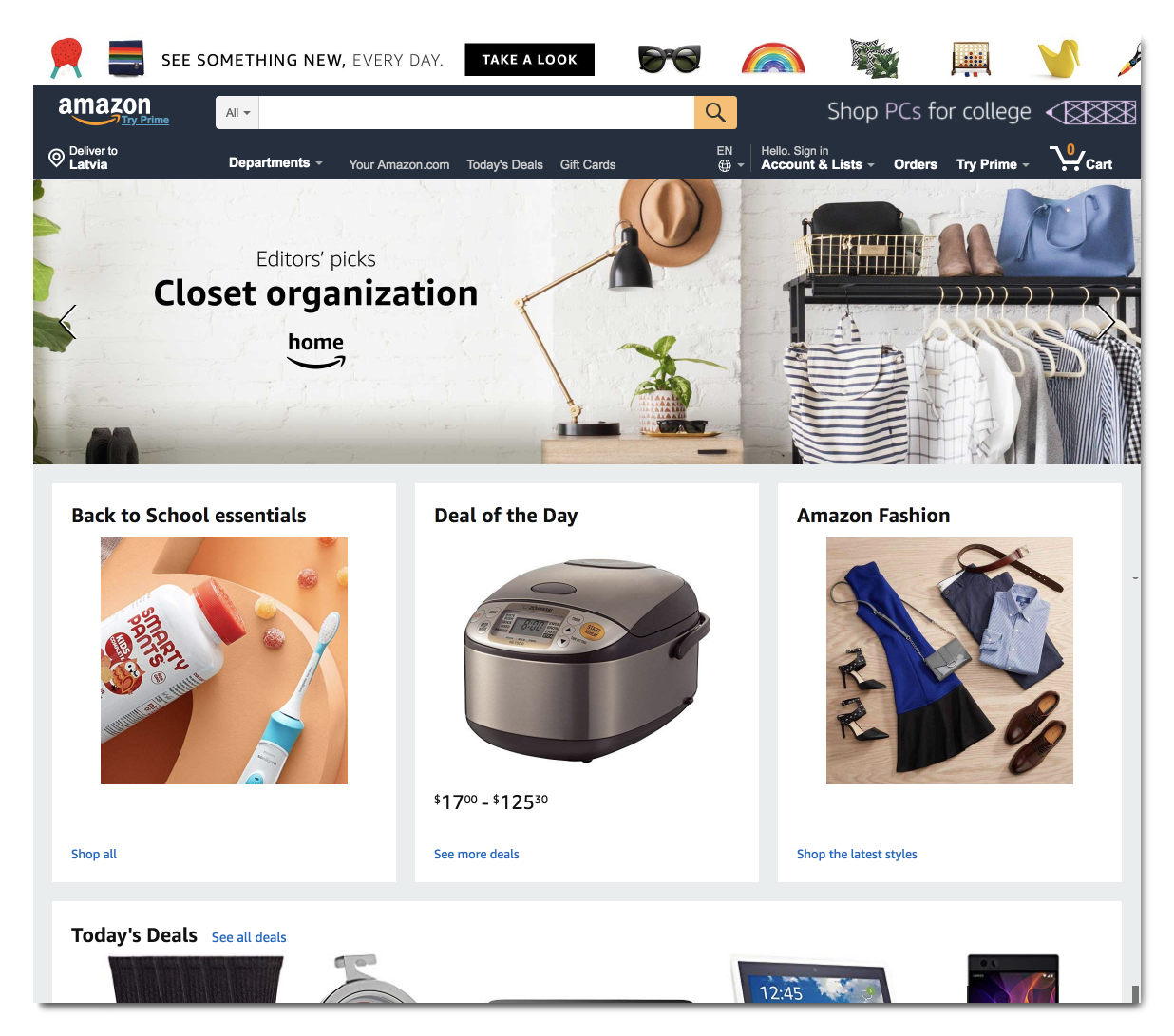 multichannel selling on Amazon