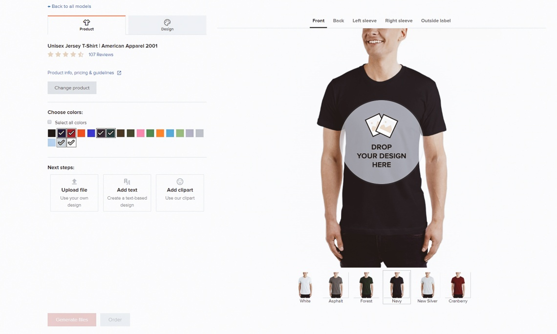 10 Things You Didn T Know The Printful Mockup Generator Could Do Blog Printful