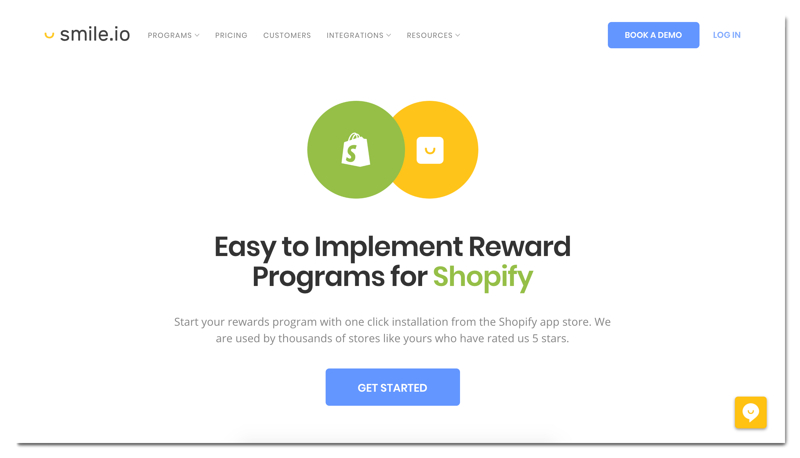Smile.io-Shopify-App