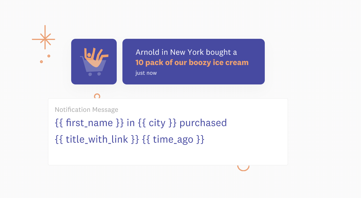 Fomo (fear of missing out) plugin for ecommerce