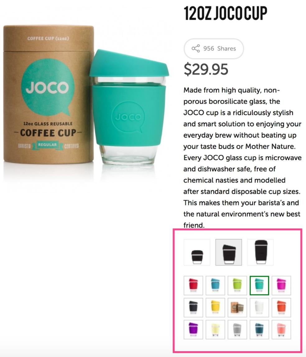 WooCommerce Variation Swatches and Photos plugin