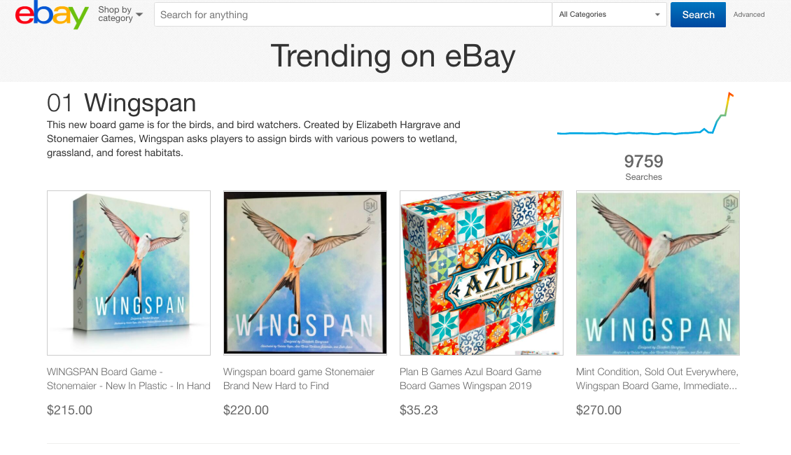 trending-on-ebay-page