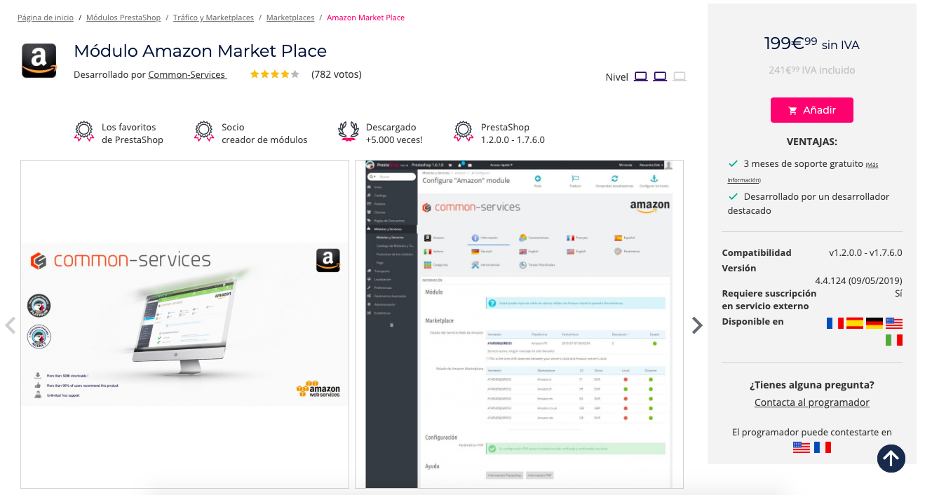 prestashop-modulo-amazon