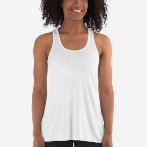 Custom activewear tank tops