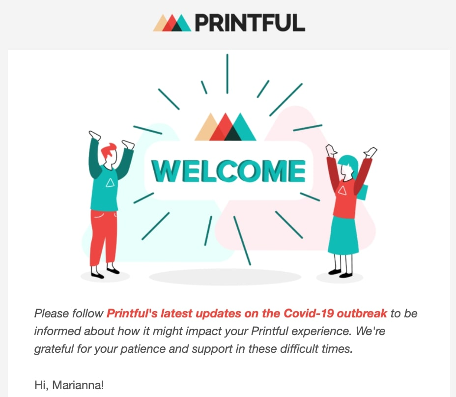 Printful-email-intro