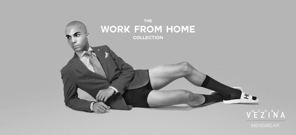 WFH collection from Vezina