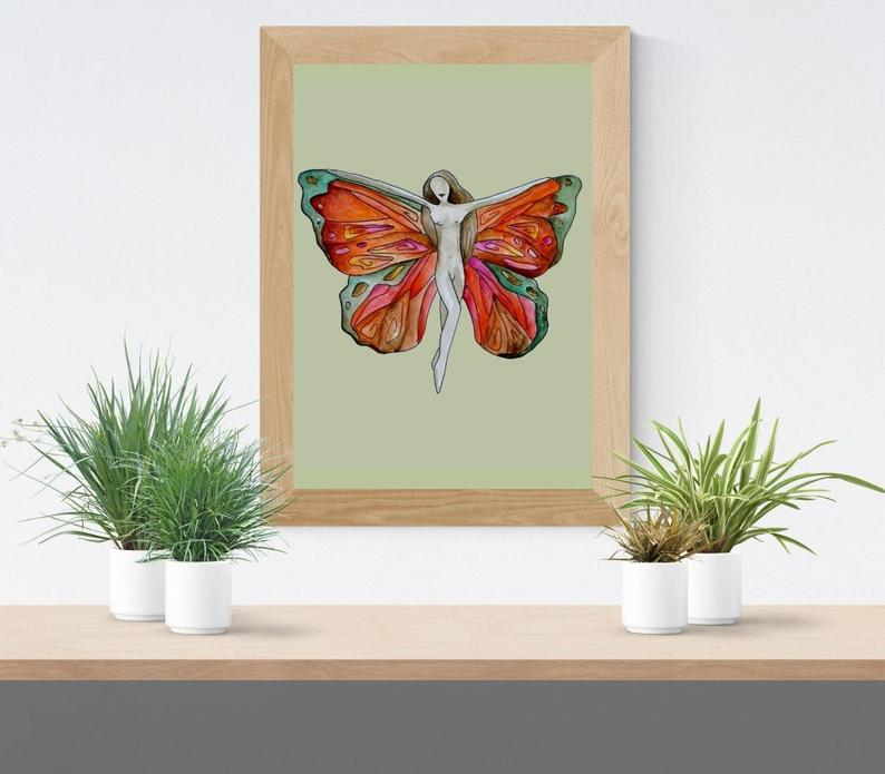 sell wall decor online example