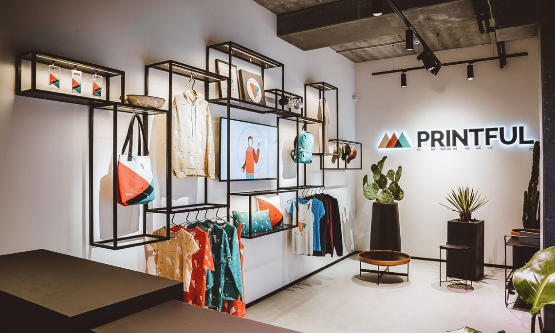 Print on demand products report