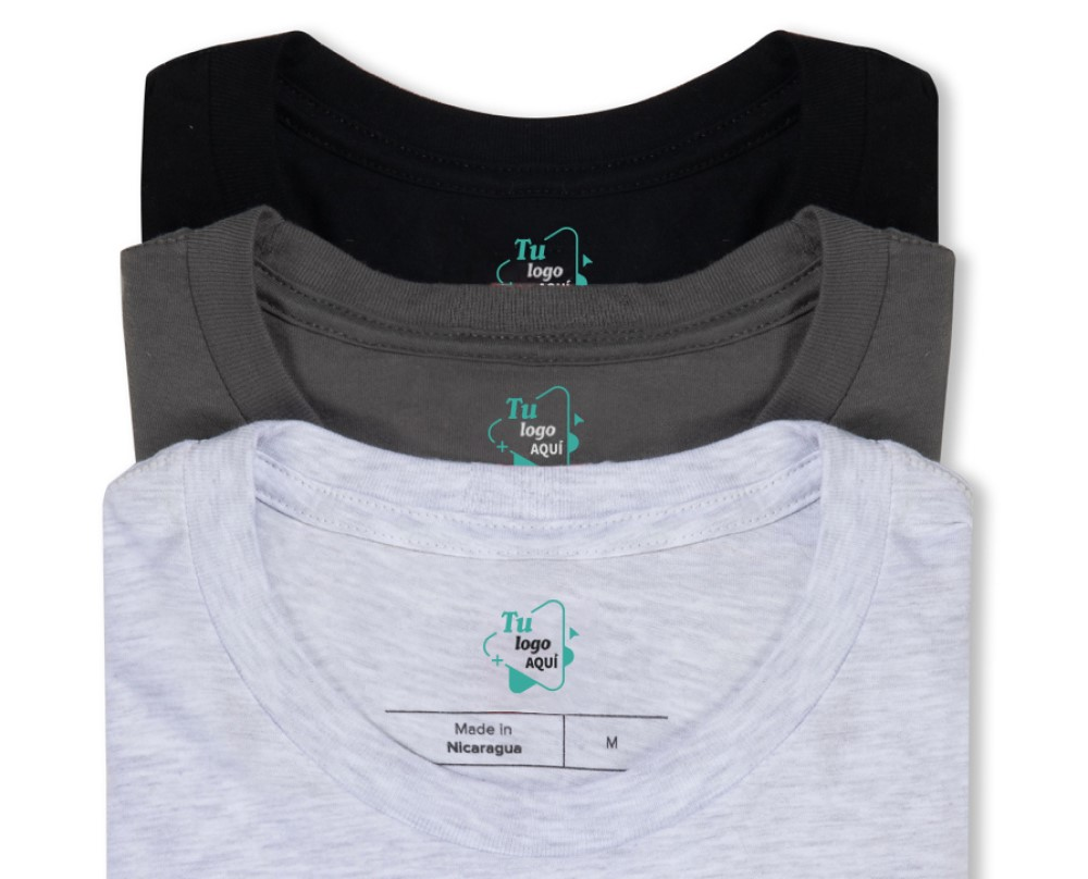 shirts with inside labels with example design