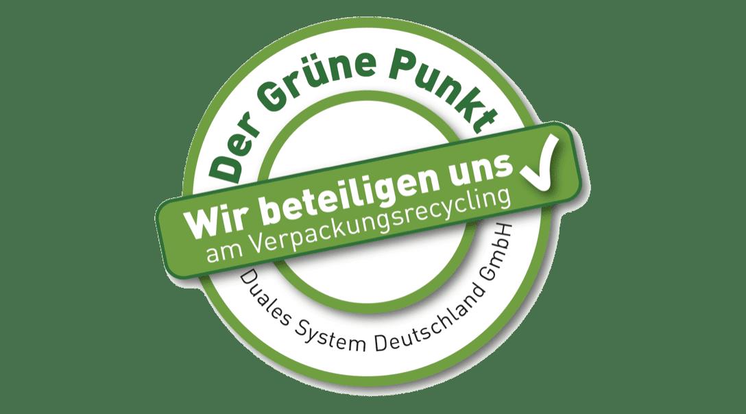 grüner punkt verpackungsrecycling