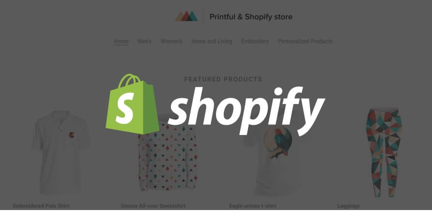 shopify integration info