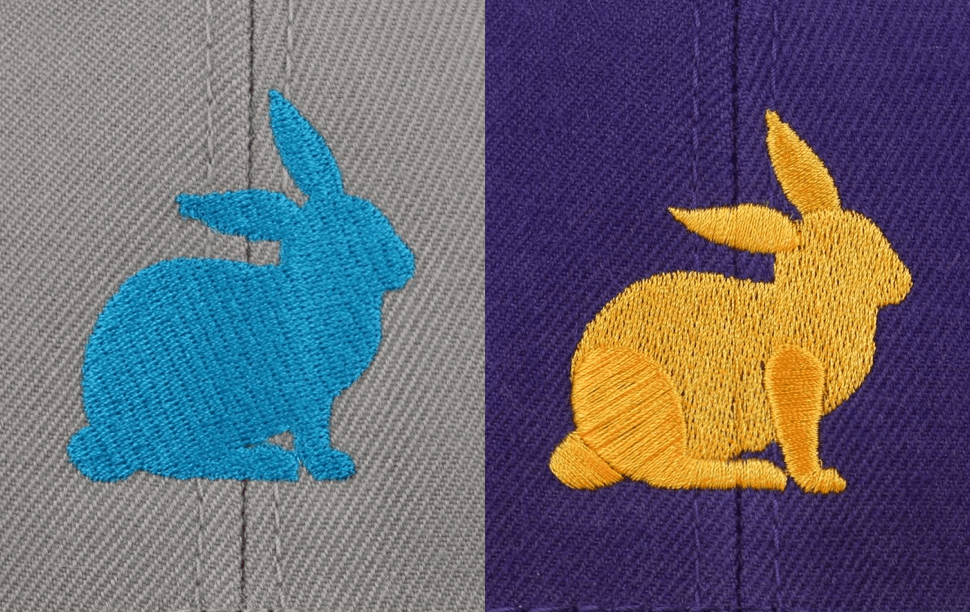stiching technique differences